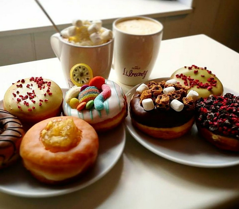 thedonutlibrary